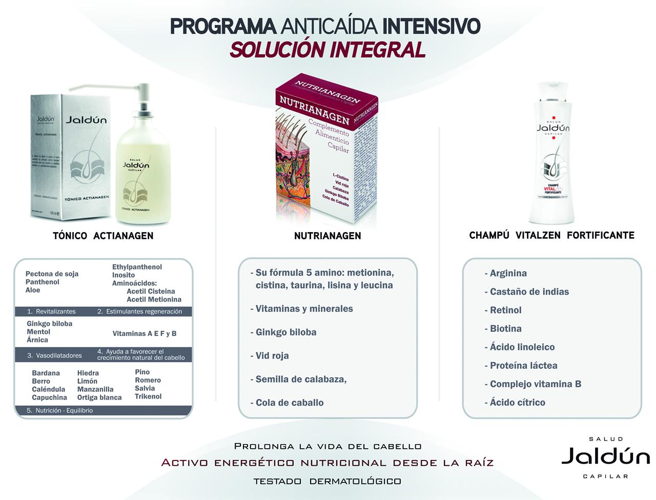 Programa Anticaída Intenso de Jaldún
