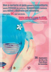 evento solidario aspas castellon 26-9-2015 tiquets